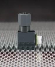 Подсоединение для трубки 8/6 мм (угловое)