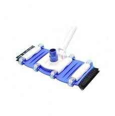 Щетка для донного пылесоса 8-х роликовая, шир. 40,5 см, гибкая. FLEX Ocean De Luxe (промо упаковка)