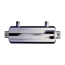 Теплообменник для бассейнов HWT 65, нерж. сталь, 76 кВт