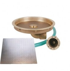 Основной комплект системы круглого аэтомассажа, компрессор 1,1 кВт, 230В, плит. и плен.басс.