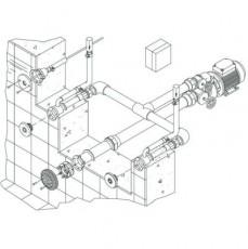 Основной компл.системы г/м Standard , 2 форсунки, для плен.басс.,0,5 кВт, 230 В, 50 Гц,