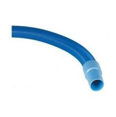 Шланг гофрированный, 10 м с эластичными муфтами D=38 мм, цвет-синий Ocean De Luxe
