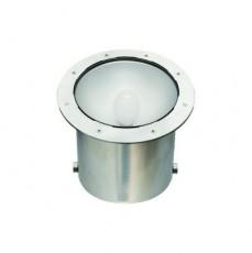 Прожектор для встраивания в пол, BES 330 QSY, Dulux T/E 42 Вт/230 В,GX24q-4