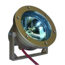 Галогеновый прожектор, 100 Вт, 12 В, галогеновая лампа  HR 111