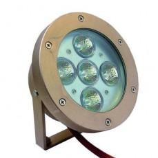 Галогеновый прожектор 5 x 50 Вт, QRCB51 GY 5,3 , лампа PAR 56