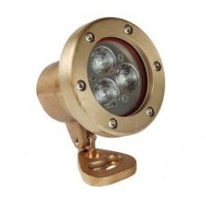 Светодиодный прожектор Power-LED для подсветки фонтанов 3 x 2 Вт HUGO LAHME Vitalight