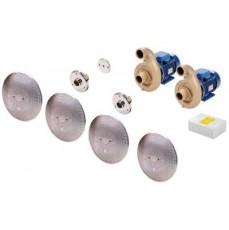 Основной комплект  устройства противотечения X-Stream , 2-насоса по 2,6 кВт, 230 / 400 В, 3~