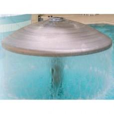 Комплект водопада FitStar Гриб, d=1800мм, нерж.сталь, 4,0 кВт, 3~