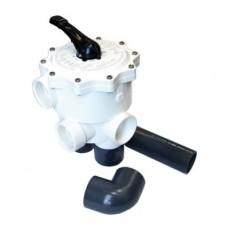 6-ти ходовой клапан, 2, с арматурой обвязки насоса