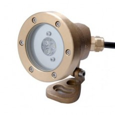 Прож. 3 Power LED 2.0, ПРУД/ФОНТ., 8 Вт, 24В DC, 40, монох. 6000К, 5 м 2x0,75 мм2, RG