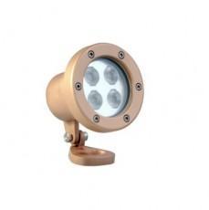 Светодиодный прожектор Power-LED для подсветки фонтанов, 4 x 3 Вт, цвет RGB, степень защиты IP68