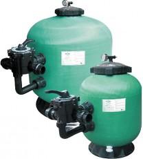 Фильтр KS500, шпул. навивки, d.500мм, 11.5м³/ч, бок. подкл. 1½, без вентиля