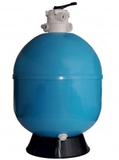 Фильтр VASO, ламин., d.640мм, 16м³/ч, верх.подкл. 1½ без вент.