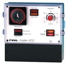 Блок управления фильтрацией и нагревом Pool-Master-400 (0-8А)