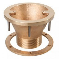 Закладная деталь водозабора г/м  ;Standard ; и  ;Combi-Whirl ; c крепежными болтами и контрфланцем