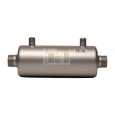 Теплообменник для бассейнов TWT 93 титановый, 105 кВт