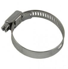 Хомут металлический для шланга d-25mm