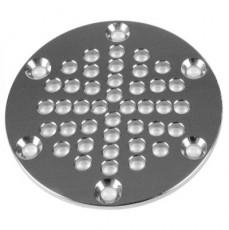 Решетка для всасывающей форсунки переливного желоба  Ø=108 мм
