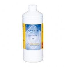 Бесхлорное средство NOVA Clear для прудов и водоемов с рыбами, животными и растениями, 1 л