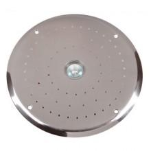 Лицевая часть круглого аэромассажа с RGB прожектором 4х3 Вт