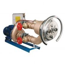 Основной комплект противотока Taifun - Duo , насос - 2,6 кВт, 230 / 400 В, 3~,  бронза/нерж.сталь