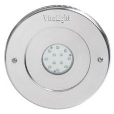 Прожектор Power LED, 12x3Вт, 12В DC, 120, круг 270 мм, V4A, монох. 6000К, 5 м 2x1,5 мм2, BZ