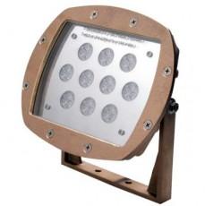 Прож. 30 Power LED 2.0, ПРУД/ФОНТ., 80 Вт, 24В DC, 15, RGB, 10 м 2x1,5 мм2, BZ