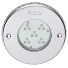 Прож. 15 Power LED 2.0, 40 Вт, 24В DC, круг 155 мм, V4A, RGB, 5 м кабель 2x1,5 мм2, BZ