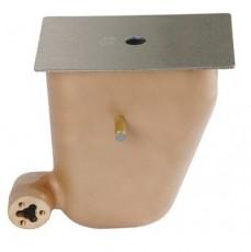 Устройство поддержания уровня воды механич, бронза/крышка - нерж.сталь,для сол. воды, для скиммеров
