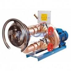 Основной комплект противотока Uni , насос - 2,2 кВт, 800 л/мин., 230 / 400 В, 3~, бронза/нерж.сталь