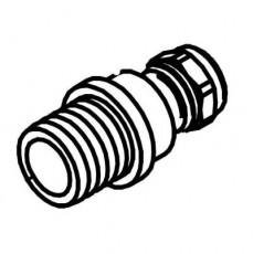 Уплотнительная вставка KAD 8,0-5,0 мм PG9 3,40 SR U 25.2 UNI, силикон