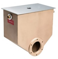 Устройство поддержания уровня воды механическое, бронза/крышка - нерж. сталь, для скиммеров арт. 100
