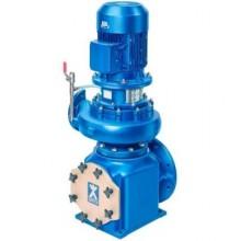 Насос BADU BLOCK 125/200, DR., 7,50 кВт, GG-AUSF. W12