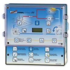 Блок управления фильтрацией и нагревом PoolСontrol 300, 2х1кВт
