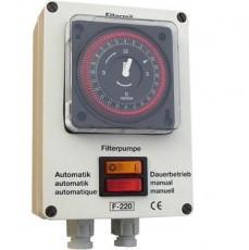 Блок управления фильтрацией F-220, для насосов 230 В