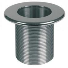 Форсунка донного пылесоса 2  н.р., длина 70 мм, для бет. басс. NiSn, брона/нерж.сталь