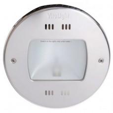 Прожектор галогеновый  200 Вт, 30В DC, круг 270 мм, V4A, 2,5 м кабель 2x2,5 мм2, RG