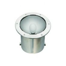 Прожектор для встраивания в пол, BES 250 QSY, PL 18 Вт/230 В,GX24d-2