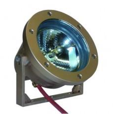 Галогеновый прожектор, 75 Вт, 12 В, галогеновая лампа  HR 111