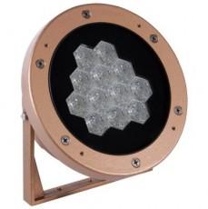 Светодиодный прожектор Power-LED,36 x 3 Вт,цвет синий, угол рассеивания 25,лампа PAR 56 с 5-м.к
