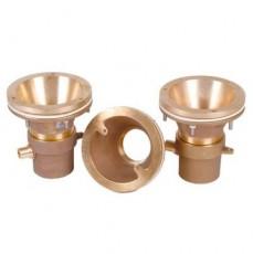 Закладные детали системы г/м  ;Combi-Whirl ; стеновой, 1 всасыв. и 2 подающ. форс., для готовых басс.,