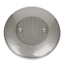 Заборник г/м  ;Combi-Whirl ;   200 мм, ответная часть, нерж.сталь FitStar