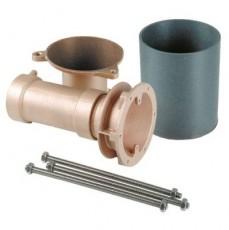 Закладная, бронза, для всех типов водопадов, водной пушки, для бетона и пленки