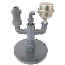 Воздушный клапан Dinotec с арматурой