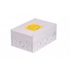 Модулятор для 2-х прожек. Power-LED RGB 24 x 3 W, RGB, 12 В DC, 200 Вт или 4-х Power-LED 12 x  3 Вт,