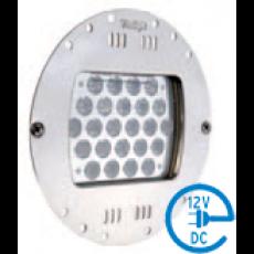 Прожектор POWER LED для монтажа в стену 24 х 3 Вт, RGB