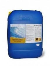 Аквабланк жидкий, Активный кислород с альгицидом, жидкий