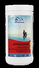 """Cредство для повышения кислотности (pH) воды """"Chemoform"""" pH-Плюс гранулированный, 1 кг"""