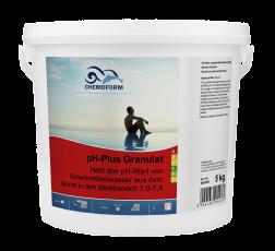"""Cредство для повышения кислотности (pH) воды """"Chemoform"""" pH-Плюс гранулированный, 10 кг"""