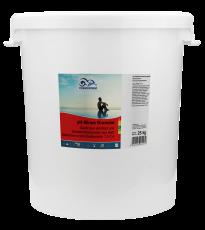 """Cредство для повышения кислотности (pH) воды """"Chemoform"""" pH-Плюс гранулированный, 25 кг"""